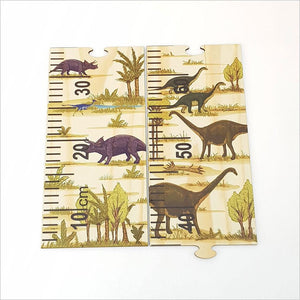 L&L Growth Chart Ruler - Dinosaurs