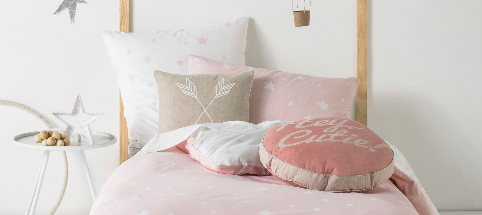 Stargazer Pink Duvet Cover At Chicos