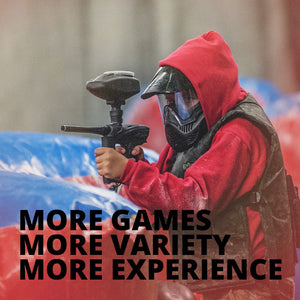 Low Impact Paintball Tips