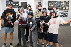 That Paintball Birthday Party was Awesome – I Want to Play More Paintball!