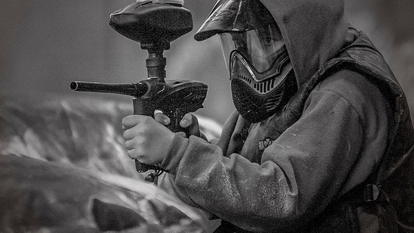 Kids Paintball in San Diego