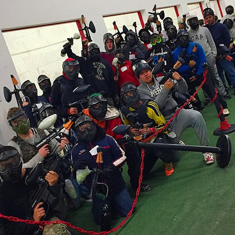 Paintball Groups San Diego