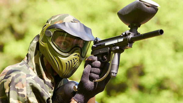 Three things you may not know about paintball.