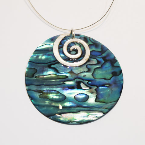 Paua Necklace