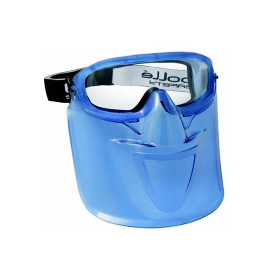 Bollé Safety Atom Goggles with Face Shield