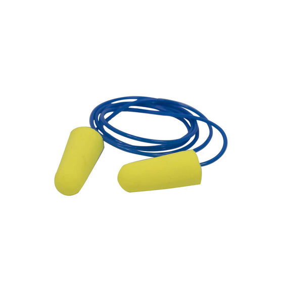 Disposable Earplugs - Comfort Plus Series with cord