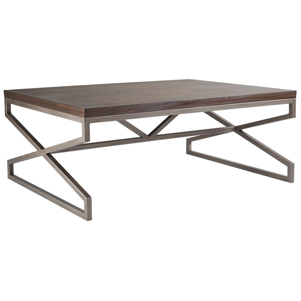 Artistica Home Edict Rectangular Cocktail Table 01-2088-945