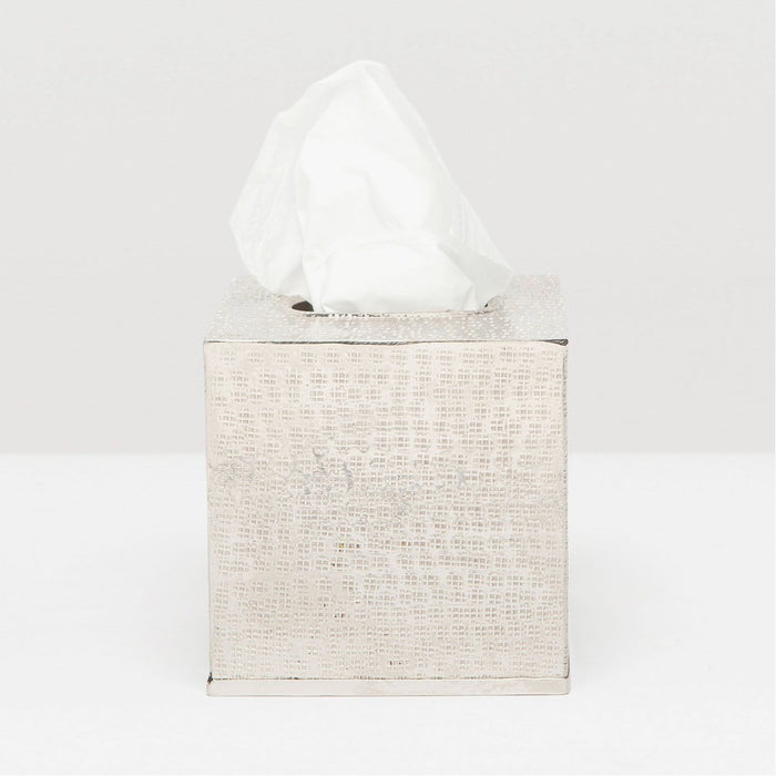 Pigeon and Poodle Buren Tissue Box, Square