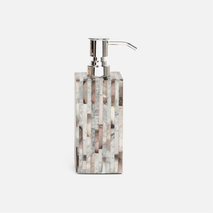 Pigeon and Poodle Luzia Soap Pump, Square