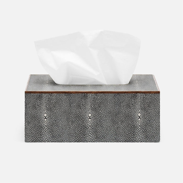 Pigeon and Poodle Manchester Tissue Box, Rectangular
