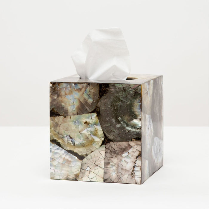 Pigeon and Poodle Moritz Tissue Box, Square