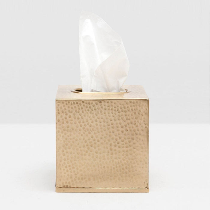 Pigeon and Poodle Verum Tissue Box, Square