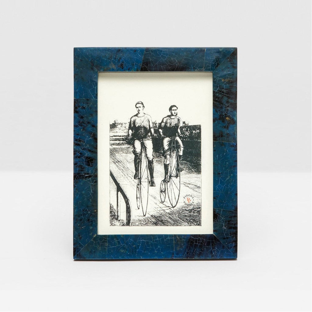 Pigeon and Poodle Colmar Dark Blue Pen Shell Frame