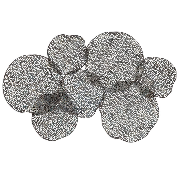 Uttermost Ripley Metal Leaf Wall Art
