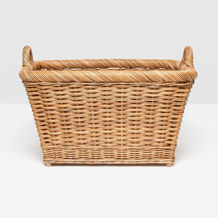 Pigeon and Poodle Derry Rectangular Basket, Pack of 2