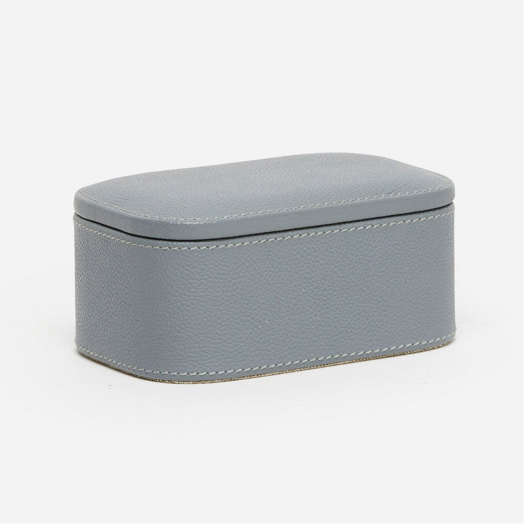Pigeon and Poodle Dozza Full-Grain Leather Small Box, Pack of 2