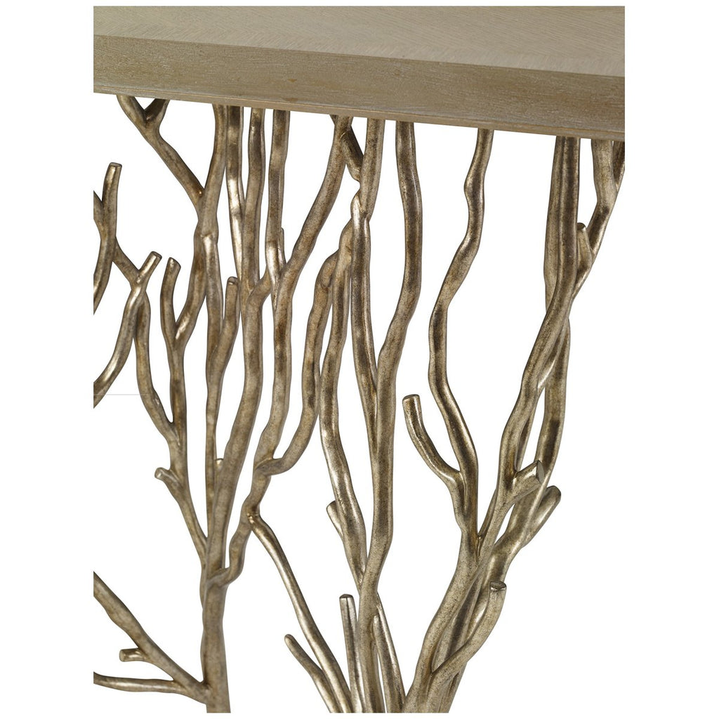 Ambella Home Forest Small Console Table