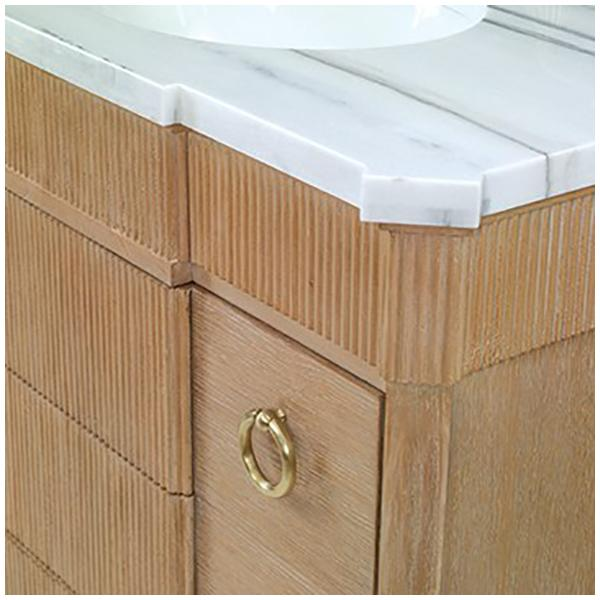 Ambella Home Tambour Sink Chest
