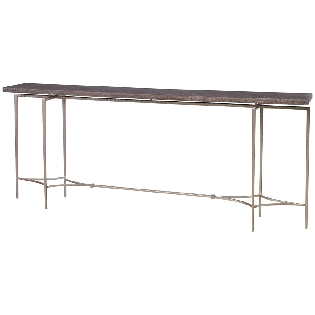 Ambella Home Double Diamond Large Console Table