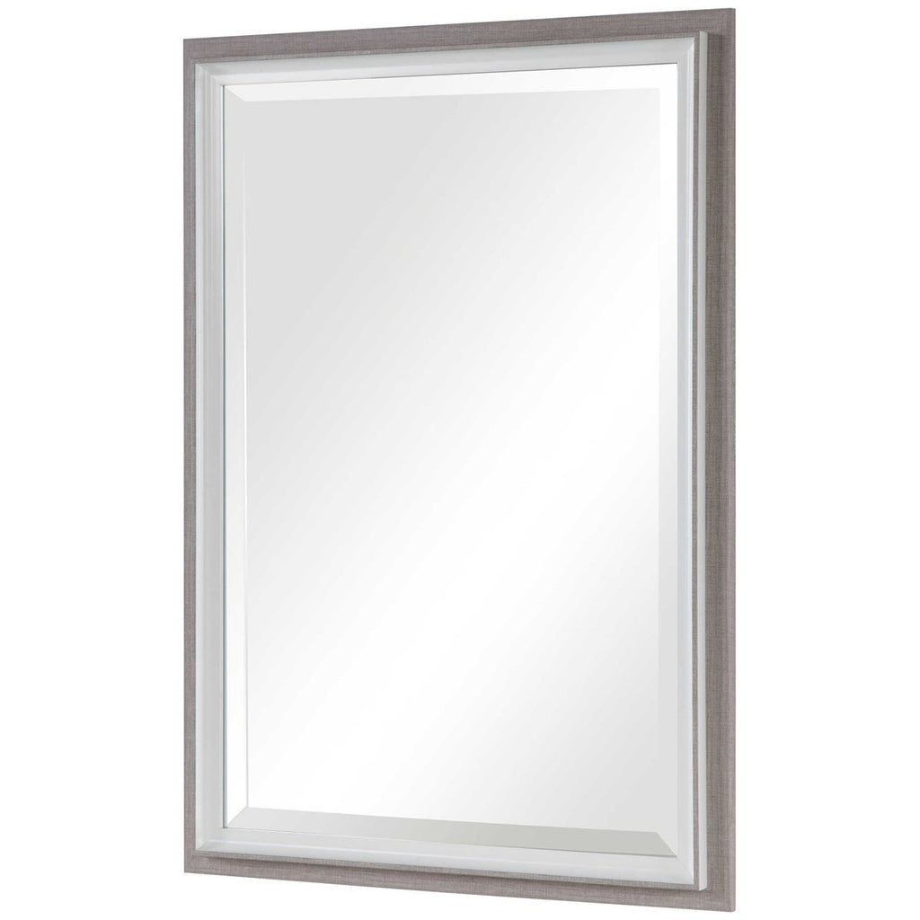 Uttermost Mitra Rectangular Mirror