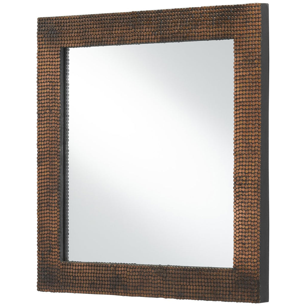 Currey and Company Rame Mirror