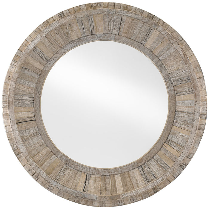 Currey and Company Kanor Round Mirror