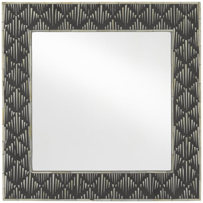 Currey and Company Davos Small Mirror