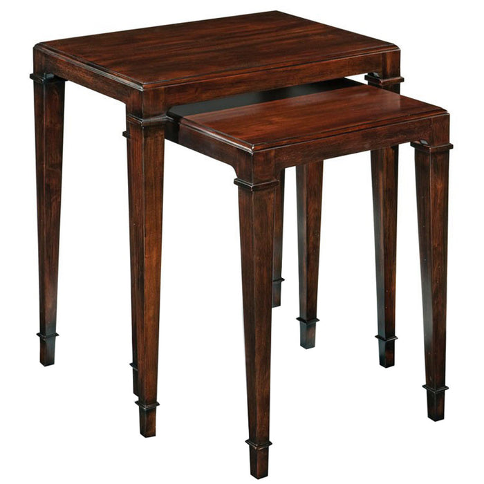 Woodbridge Furniture Addison Nest Of Tables