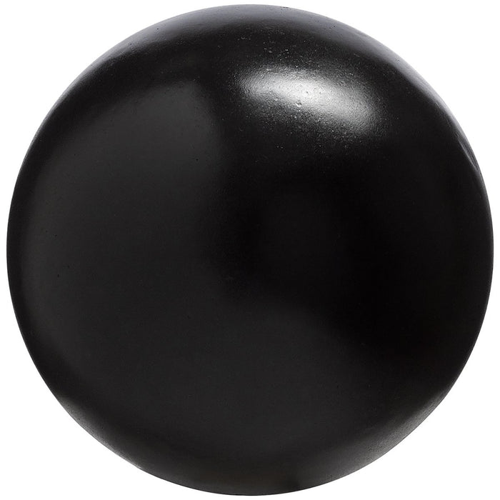 Currey and Company Black Concrete Ball