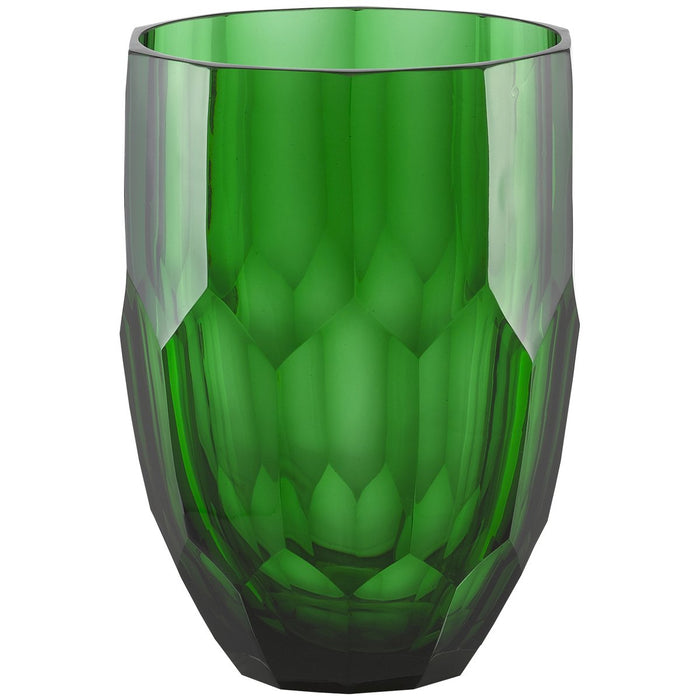 Currey and Company Columbia Small Emerald Vase