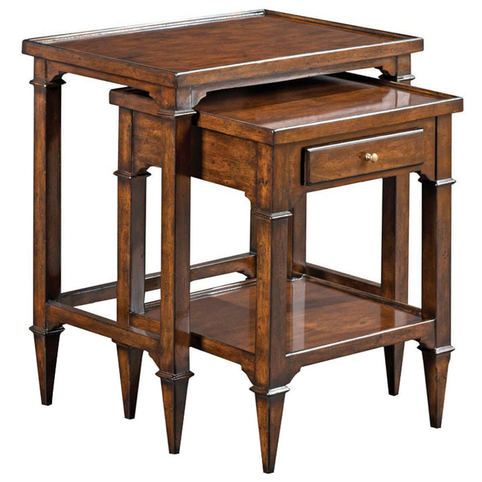 Woodbridge Furniture Bordeaux Nest of Tables