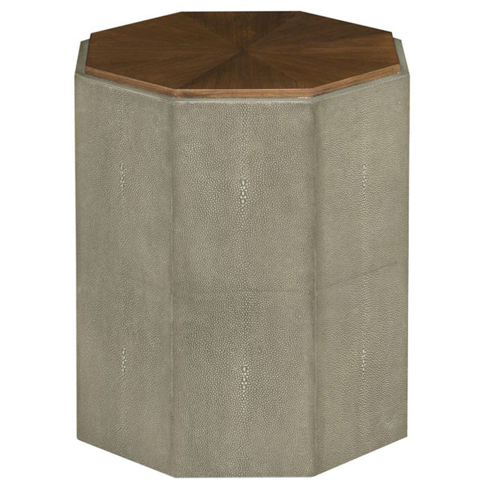 Woodbridge Furniture Savoye Shagreen Spot Table