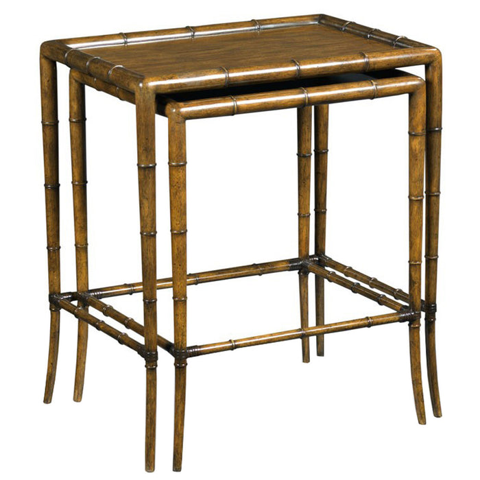 Woodbridge Furniture Linwood Nest Of Tables