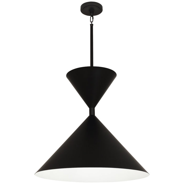 Robert Abbey Cinch 1-Light 60W Pendant