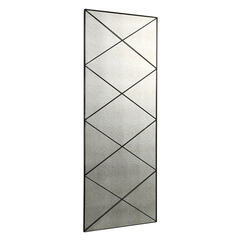 Uttermost Emporia Dark Bronze Wall Mirror