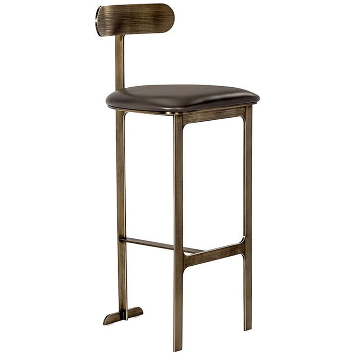 Interlude Home Hollis Bar Stool