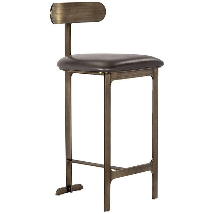 Interlude Home Hollis Counter Stool