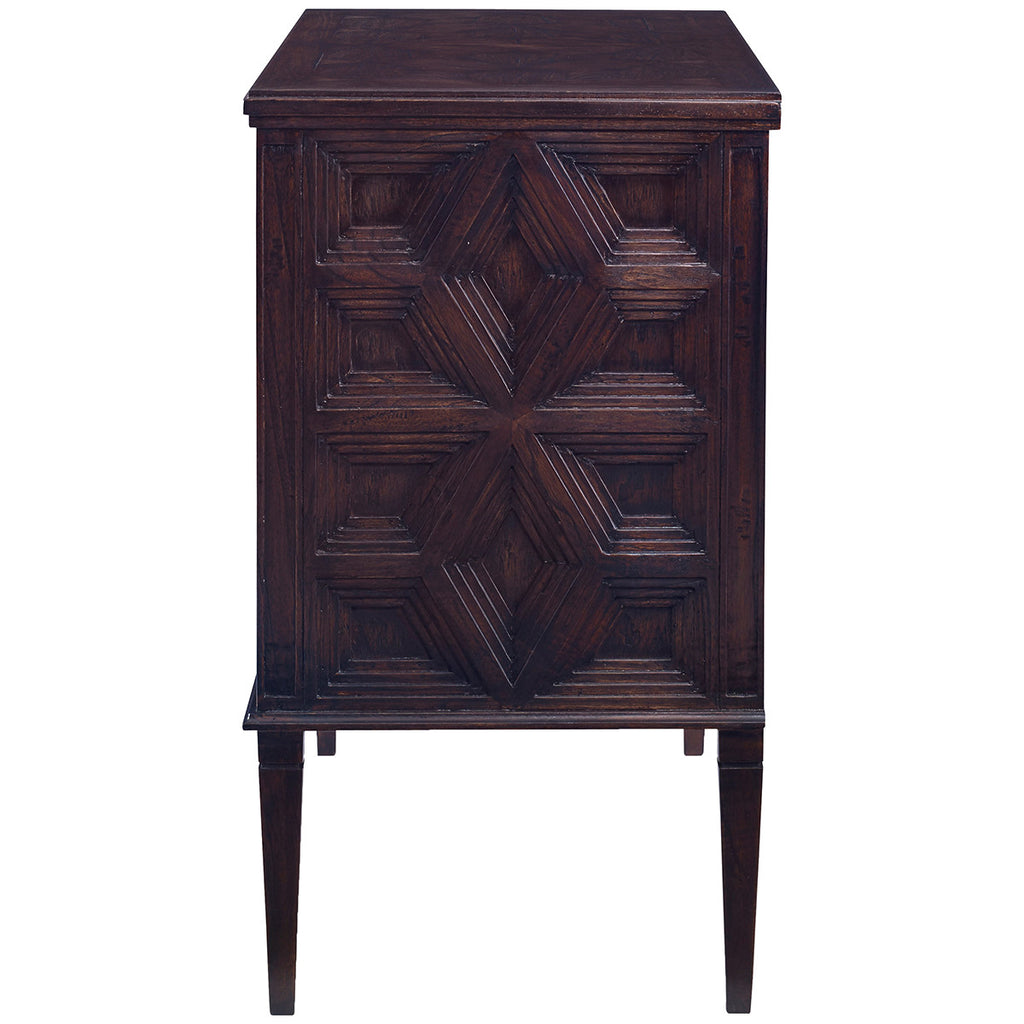 Ambella Home Slant Chest Of Drawers
