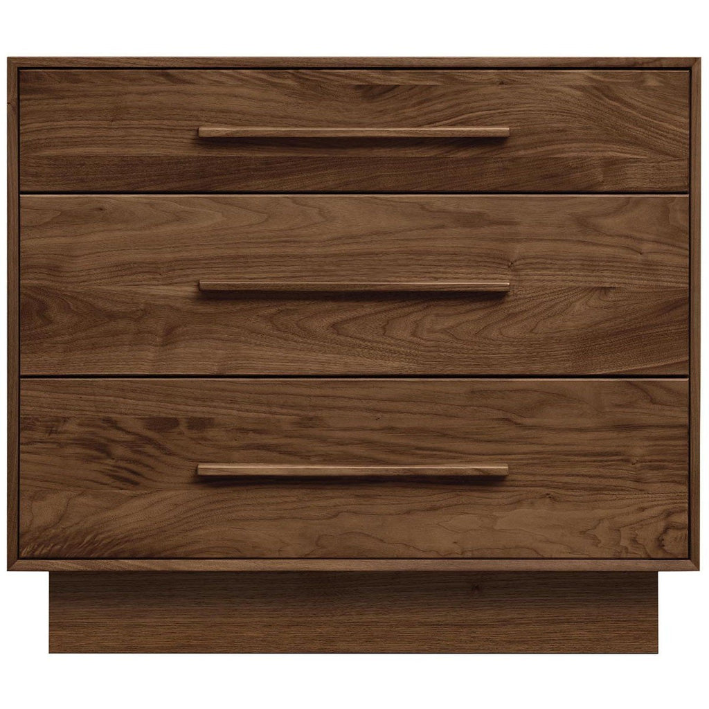"Copeland Furniture Moduluxe 29"" 3 Drawers Dresser"