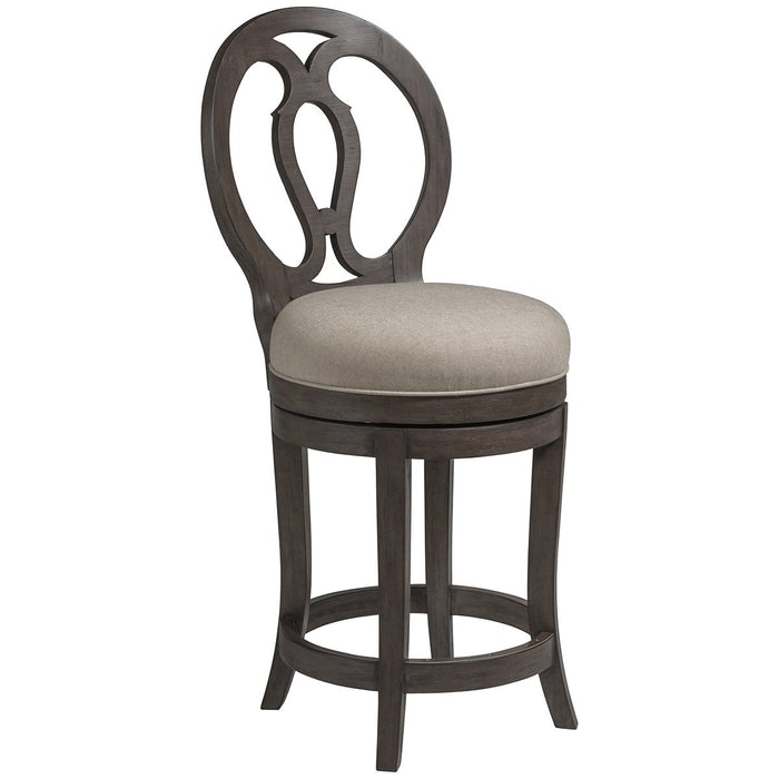 Artistica Home Axiom Swivel Counter Stool 2005-895-39-01