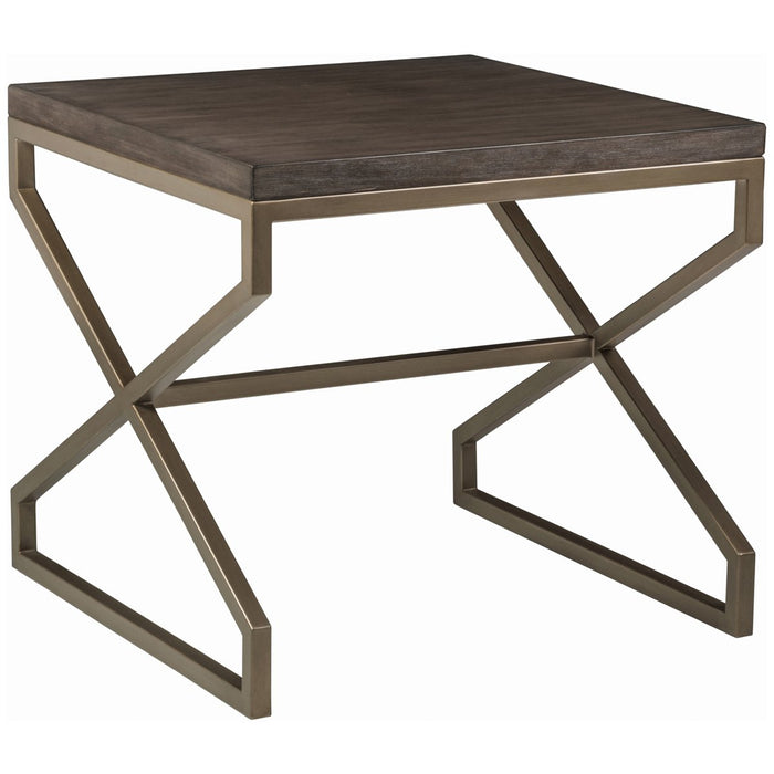 Artistica Home Edict Square End Table 2088-957-39
