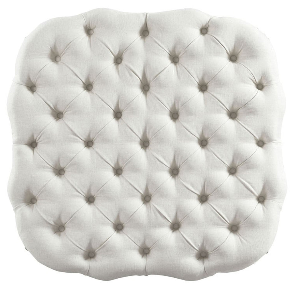 Woodbridge Furniture Vintage Cocktail Ottoman
