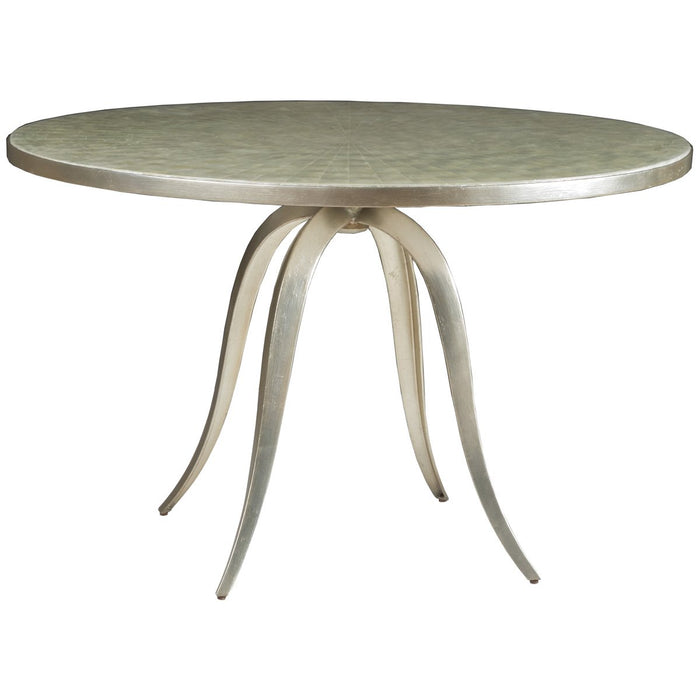 Artistica Home Capiz Round Dining Table