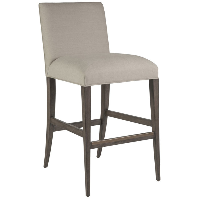 Artistica Home Madox Upholstered Low Back Barstool 2220-896