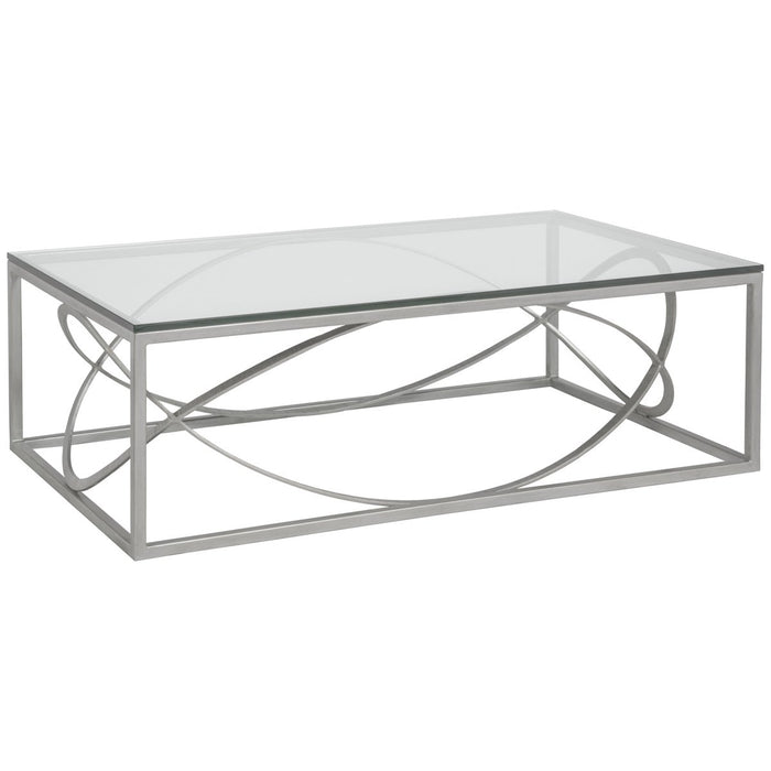 Artistica Home Ellipse Rectangular Cocktail Table 2234-945