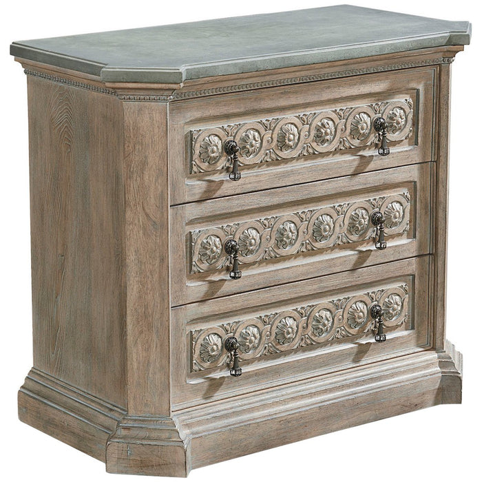 A.R.T. Furniture Arch Salvage Gabriel Bedside Chest