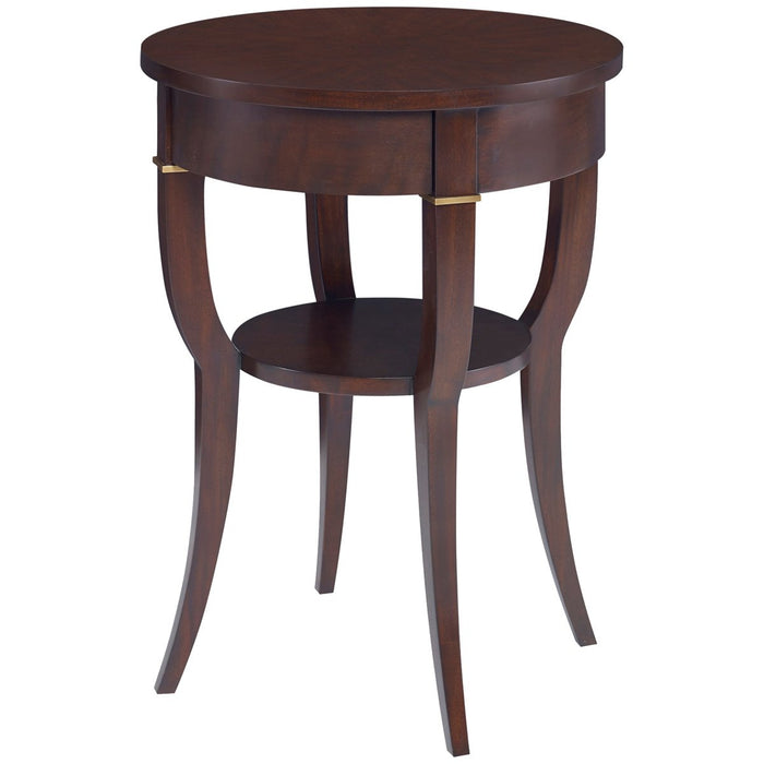 Ambella Home Cabriole End Table