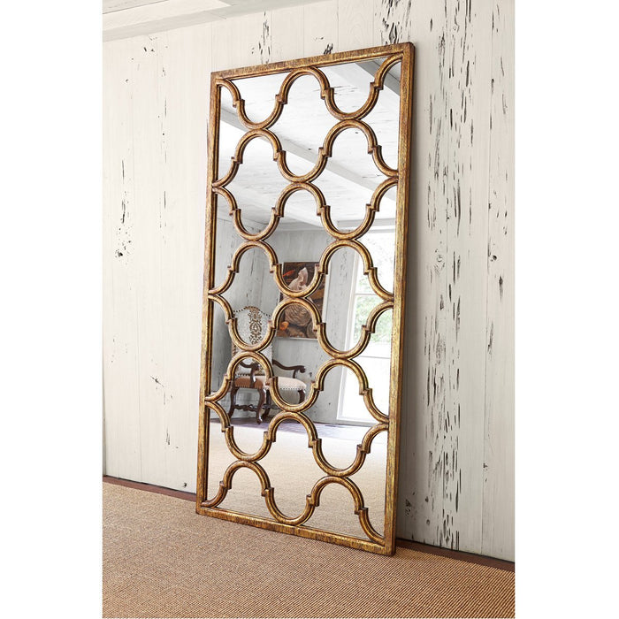 Ambella Home Fret Mirror