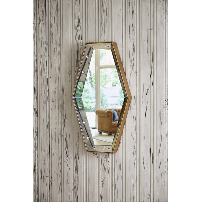 Ambella Home Key Hole Mirror
