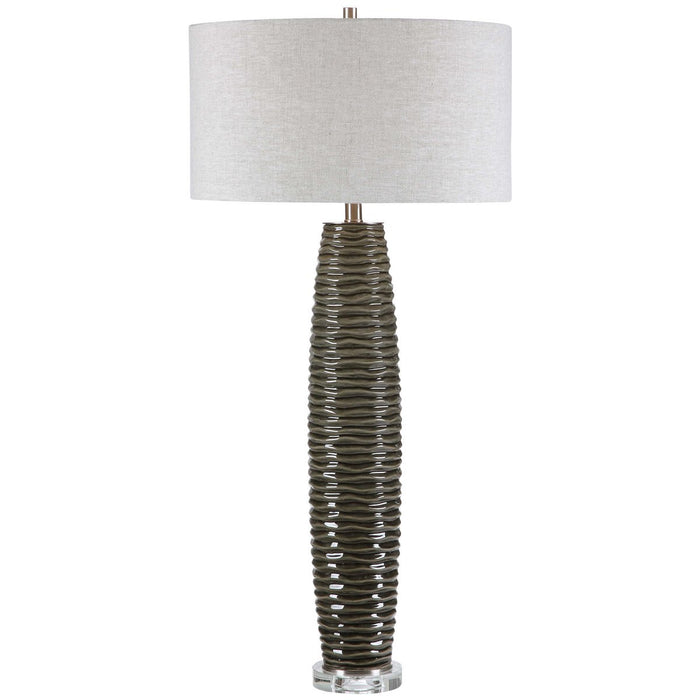 Uttermost Achilleus Modern Table Lamp
